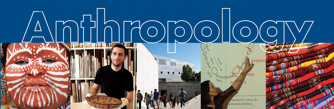 Multi image anthropology banner