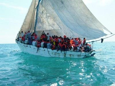 haitian vessel