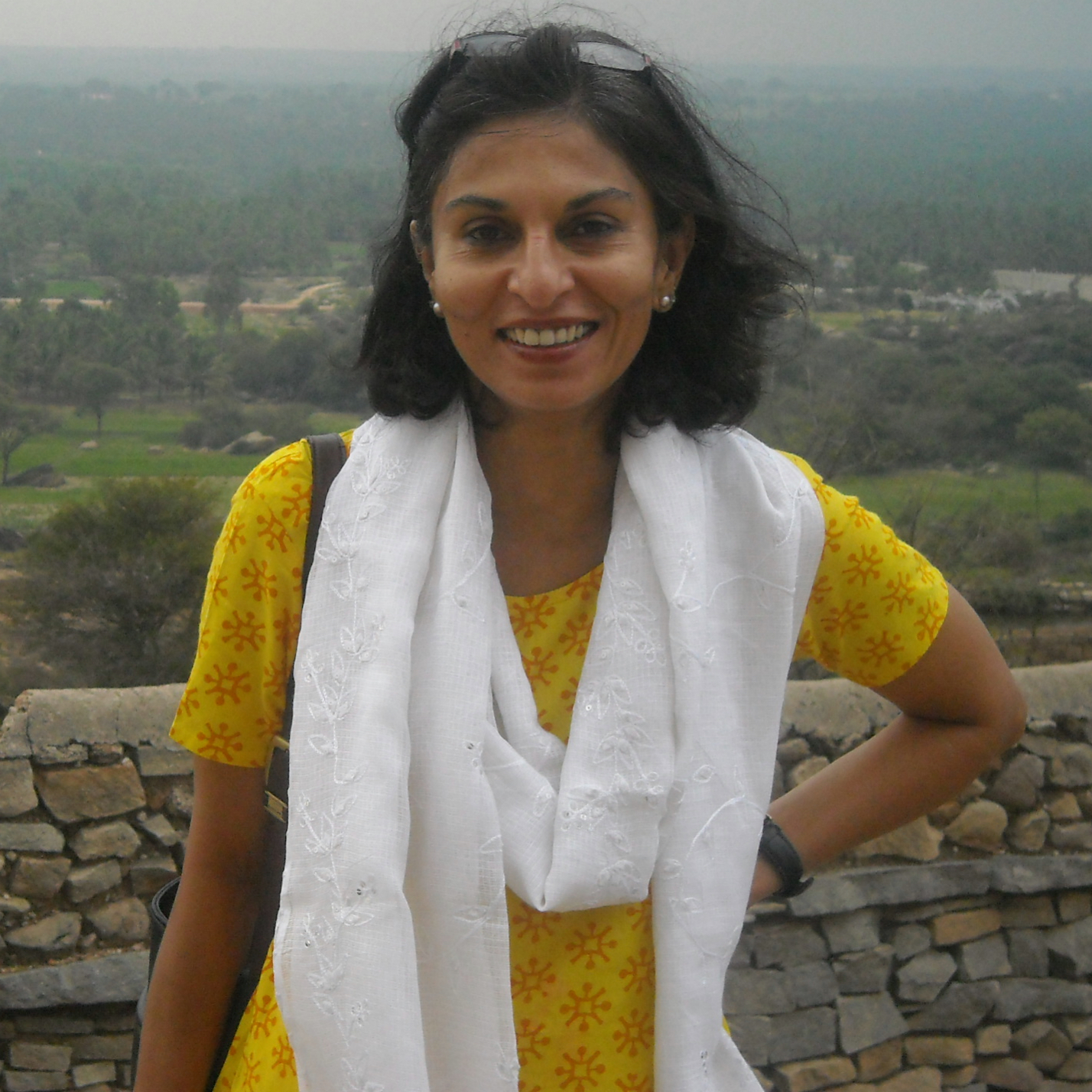 Looking for Utopia: Smriti Srinivas