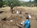 Excavation at CA-MRP-1878