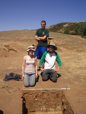 Excavation Complete