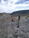 Obsidian quarry