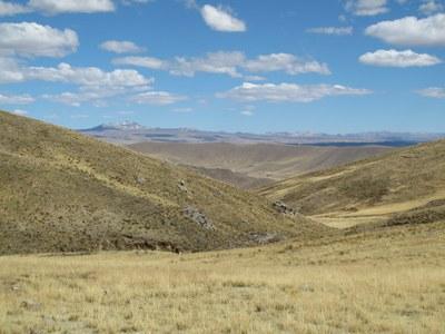 The Altiplano.